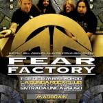 Fear Factory vuelve a Ecuador