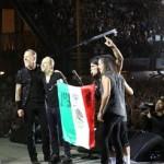 Metallica lanza DVD grabado en México