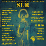 Alternativa Sur: Tercer Encuentro de Artes en Turubamba