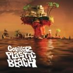 Portada de Plastic Beach, el nuevo álbum de Gorillaz