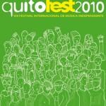 Cartel Quitofest 2010 (sábado 13 y domingo 14 de noviembre)