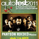 Cartel Quitofest 2011