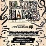 Ulises Hadjis / Tour Cinta Negra Ecuador