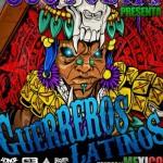 Custodia en México. Guerreros Latinos Tour