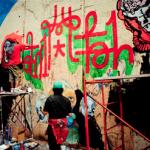 DETONARTE 2011: 3er Festival Internacional de Arte Visual Urbano. Del 18 al 22 de Octubre