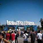 Cartel Lollapalooza Chile 2012