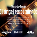 Lanzamiento online del video 'El Ángel Exterminador' de Punto de Encaje
