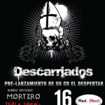 """Pre-lanzamiento del primer disco de Descarriados: """"El Despertar"""""""
