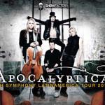 Participa en Twitter  por un pase doble para Apocalyptica en Ecuador