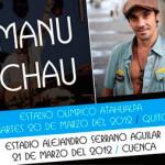 Manu Chao y Calle 13 en Ecuador