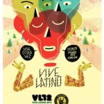 Cartel Festival Vive Latino 2012