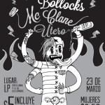 Otra noche de rock en la capital: Dimitri Bollocks en concierto