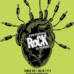 Cartel Oficial Rock al Parque 2012