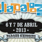 Cartel Lollapalooza Chile 2013