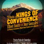 Tributo a Kings of Convenience, Elliott Smith y José González