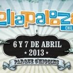 Line Up por días del Lollapalooza Chile 2013