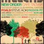 Cartel Oficial del Festival Estéreo Picnic 2013 de Bogotá