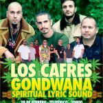 Los Cafres y Gondwana en Ecuador
