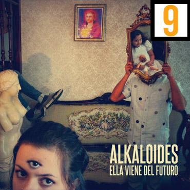 Alkaloides | Ella viene del futuro