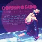 """""""Correr o Fado"""" Quorum Ballet (Portugal) en el Teatro Nacional Sucre"""
