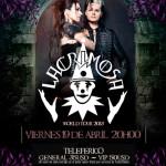 Lacrimosa regresa a Ecuador