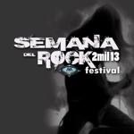 Cartel de la Semana del Rock 2013