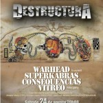 Lanzamiento del video MecanicAmoral de Destructura