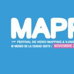MAPPI, 1er Festival de Video Mapping & Vjing