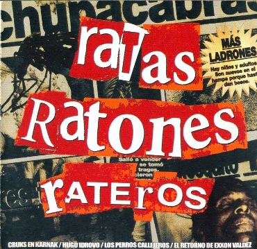 Ratas Ratones y Raterosinside