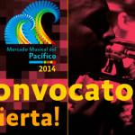 Convocatoria para agrupaciones ecuatorianas, Mercado Musical del Pacífico