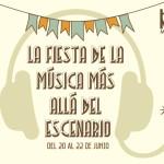 Convocatoria: La Fiesta de la Música más allá del escenario