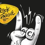 Cartel oficial Rock Al Parque 2014