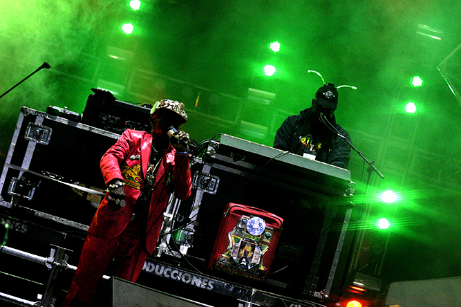 mad professor y lee scratch perry
