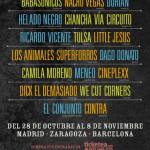 Ciclo Charco. La música latinoamericana está de gira por España