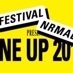 Festival Nrmal presenta su cartel 2015