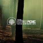 Cartel Oficial Festival Estéreo Picnic 2015