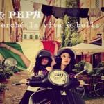 ULTRAMOTORA: Eva & Pepa podcast visita a Italia