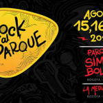 Cartel Rock al Parque 2015
